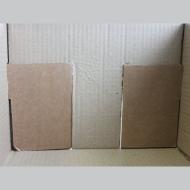 Bacs carton ou de rangement 3