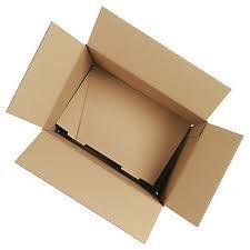 Caisses carton à fond plat ou inviolable (ou fond norvégien)