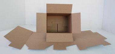 Caisses carton fond semi-automatique