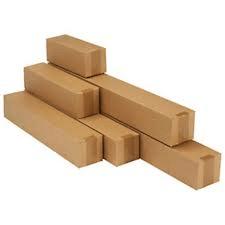 Caisses carton produits longs