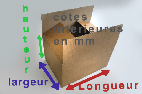 Caisse carton ondulé