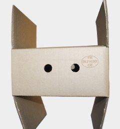 Découpe carton - Trous d'aération
