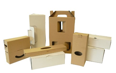 Découpe carton - Panel caisses/boîtes