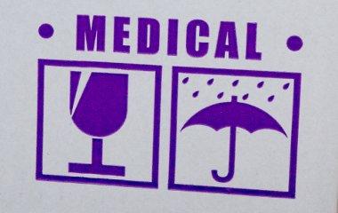 Impression carton - Informations du domaine médical