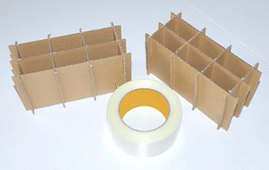 Sur mesure - Mini croisillons carton fefco 0934